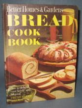 Better Homes and Gardens Bread Cook Book