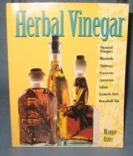 Herbal Vinegar by Maggie Oster