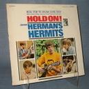 Hold On! Original Soundtrack starring Herman's Hermits 33 RPM Stereo Record Album
