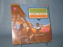Herb Alpert and the Tijuana Brass !!Going Places!! 33 RPM Stereo Record Album