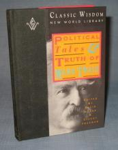 Political Tales & Truth of Mark Twain edited by David Hodge and Stacey Freeman