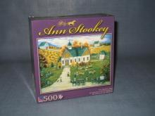 Sure-Lox Ann Stookey : The Spelling Bee 500 piece puzzle