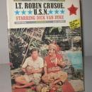 Lt. Robinson Crusoe, U.S.N. Golden Magazine Special
