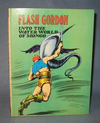 Flash Gordon into the Water World of Mongo