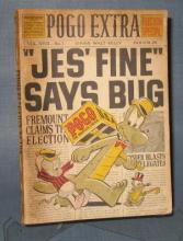Pogo Extra : Election Special, Vol. XVII, No. 1, 1960