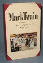 The Book of the Month Club : Mark Twain : The Innocents Abroad