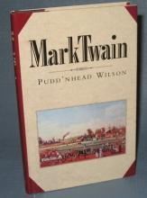 The Book of the Month Club : Mark Twain : Pudd'nhead Wilson