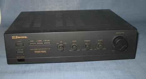 Emerson HT-200 Digital Stereo Amplifier