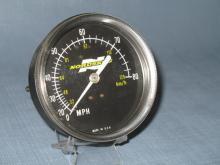 Nordskag 80 mph / 129 km/h marine speedometer