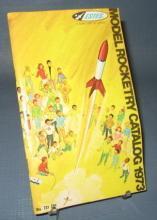 Estes #731 Model Rocket Supplies Catalog