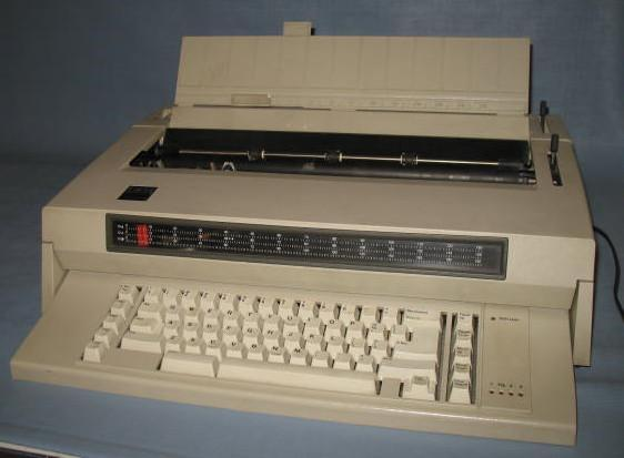 IBM Wheelwriter 3 Office Typewriter with 16.5 inch carriage