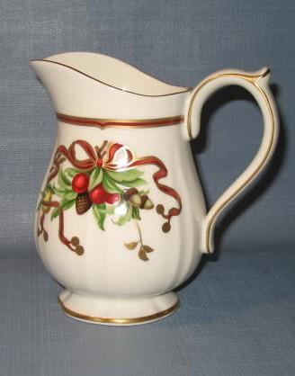 Tiffany & Co. Tiffany Holiday pitcher