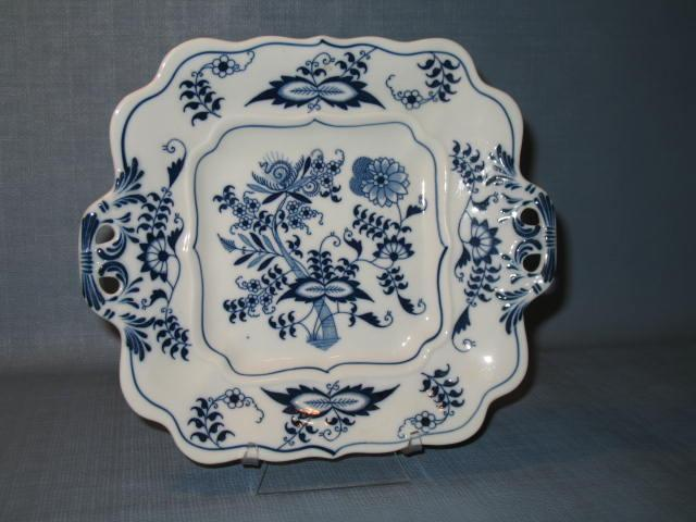 Blue Danube cookie plate