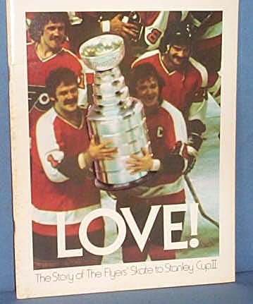 Love! The Story of the Flyers' Skate to Stanley Cup II