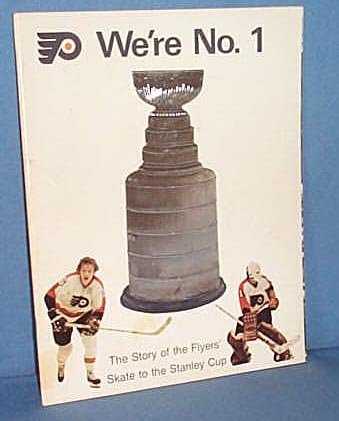 We're No. 1: The Story of the Flyers' Skate to Stanley Cup