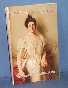 Handbook of the Collection: New Orleans Museum of Art, 1980