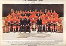The Philadelphia Flyers 1977-78 Defending Campbell Conference Champions Team Photo