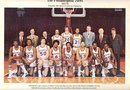 The Philadelphia 76ers 1977-78 Defending NBA Eastern Conference Champions Team Photo