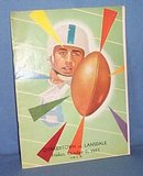 1955 Quakertown High School (PA) vs. Lansdale football program