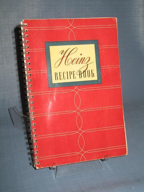 Heinz Recipe Book
