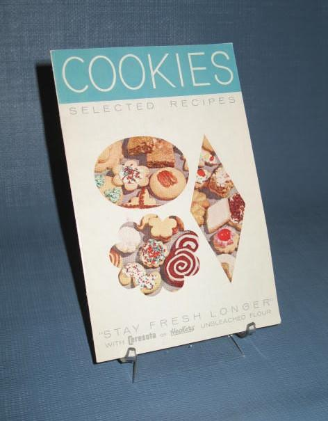 Cookies : Selected Recipes from Ceresota or Heckers' Unbleached Flour