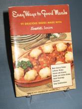 Easy Ways to Good Meals with Campbell's Soups