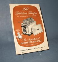 100 Delicious Recipes for Dormeyer Fri-Well Cooking