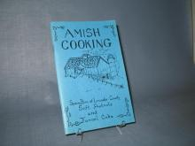 Amish Cooking : Specialties of Lancaster County by Sallie Y. Lapp