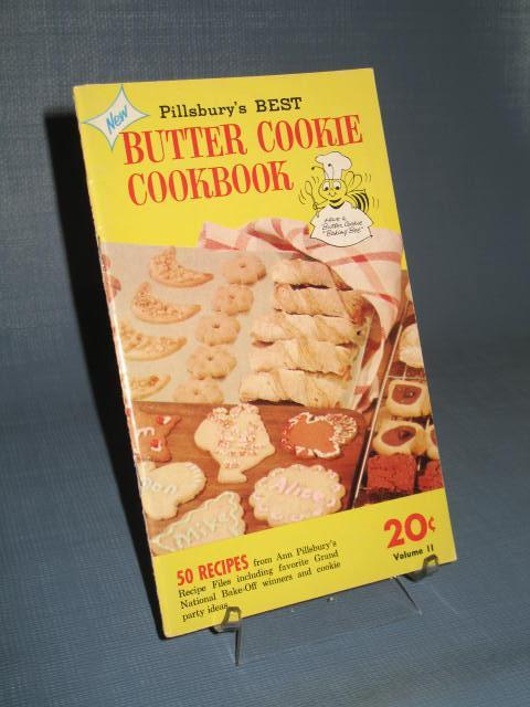 New Pillsbury's Best Butter Cookie Cookbook