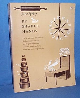 By Shaker Hands by June Sprigg