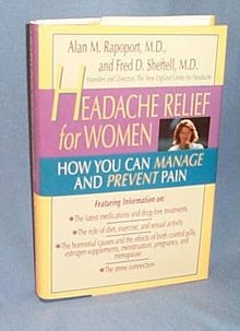 Headache Relief for Women by Alan M. Rapoport and Fred D. Sheftell