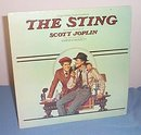 The Sting Original Motion Picture Soundtrack LP
