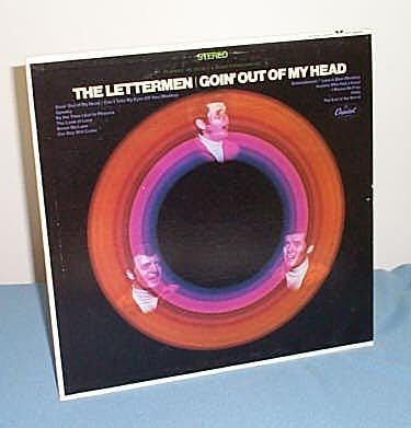 The Lettermen Goin' Out of My Head LP