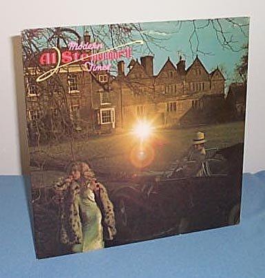 Al Stewart Modern Times LP