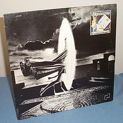 Al Stewart Past, Present and Future LP