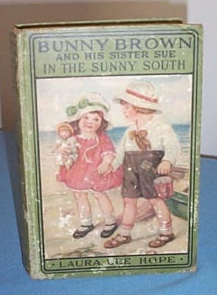 Bunny Brown and His Sister Sue in the Sunny South by Laura lee Hope