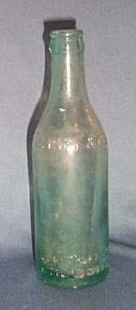 E. Piff & Co., S. Bethlehem (PA) Bottling Works beverage bottle