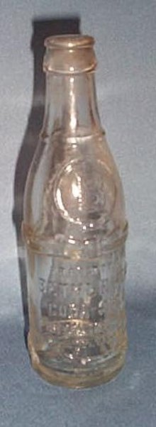Bethlehem (PA) Coca-Cola Bottling Co. 6 ounce bottle