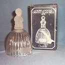 1979 Goebel Annual Crystal Glass Bell
