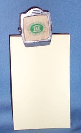 Farm Credit Service magnetic clip