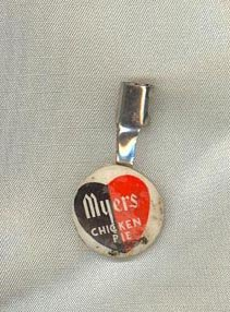 Myers Chicken Pie pencil clip