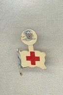 Red Cross pocket pin