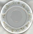 Imperial China 745 Wild Flower 3 pc. place setting in box by W. Dalton