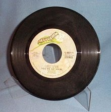 You're So Vain by Carly Simon 45 RPM