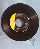 Bang Bang (My Baby Shot Me Down) by Cher 45 RPM