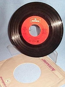 The Night Chicago Died by Paper Lace 45 RPM