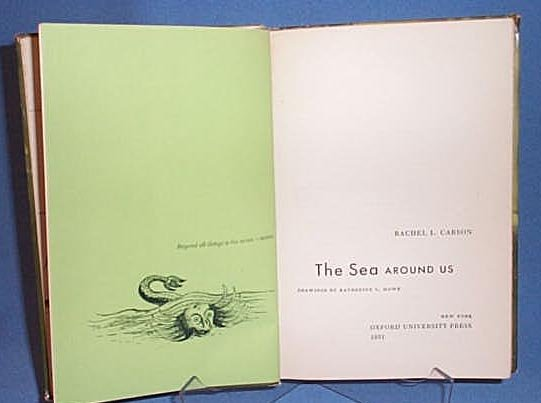 The Sea Around Us by Rachel L. Carson