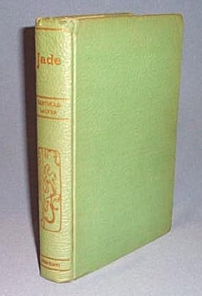 Jade: A Study in Chinese Archaeology and Religion by Berthold Laufer