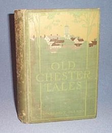 Old Chester Tales by Margaret Deland