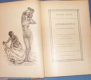 Aphrodite (Ancient Manners) by Pierre Louys